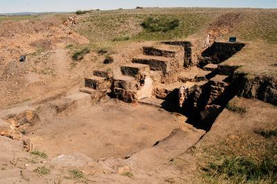 Abb. 13 HB2 Zitadelle – Südostecke