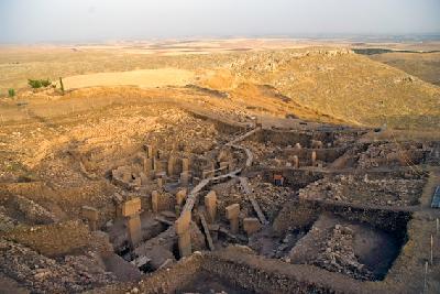 Göbekli Tepe - Hauptgrabungsgebiet