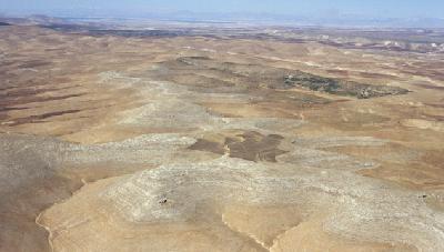 Göbekli Tepe vor der Ausgrabung
