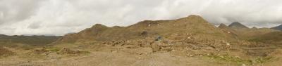Überblick über Mes Aynak