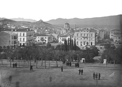 Athen, Syntagma-Platz
