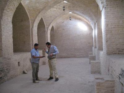 Khan al-Nus, Irak