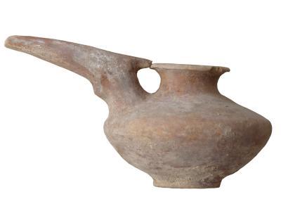 Gonur 19. Kanne mit lang ausgezogener Tülle