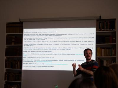 Doktorandenworkshop im Villino Amelung -3