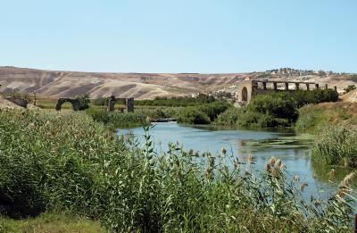 Das Orontes-Tal