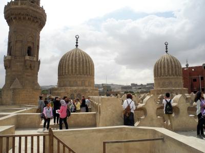 Besichtigung der Altstadt von Kairo, April 2013