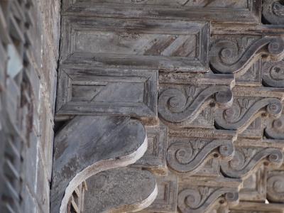 Prinzeninseln, Detail des Ilyasko Yalısı auf Heybeliada