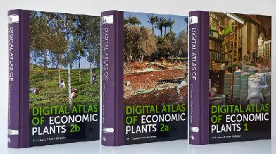 Publikationen zum Digitalen Pflanzenatlas